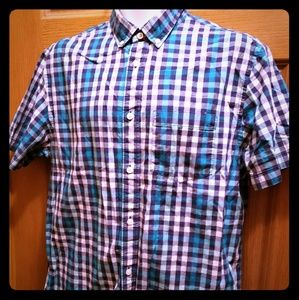 Old Navy Classic Button Down SS Shirt